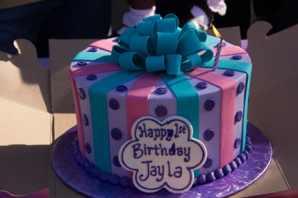jayla birthday cake